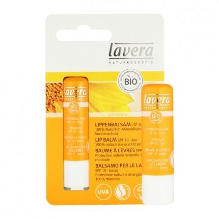 Köpa billiga Lavera Sun Läppbalsam SPF 10 online