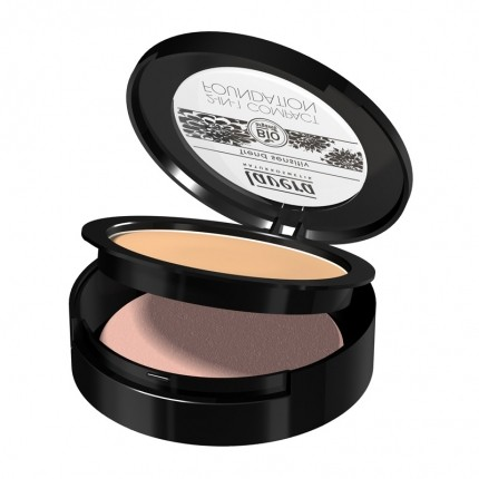 Köpa billiga Lavera Trend Sensitiv 2-in-1 Compact Foundation Honey 03 online
