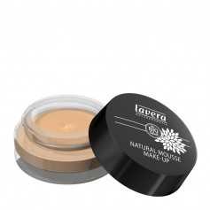 Lavera Trend Sensitiv Natural Mousse Make-Up Honey 03