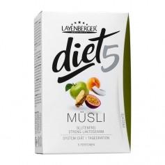 Layenberger diet5 Müsli, Früchte