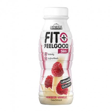3 x Layenberger Fit+Feelgood Diät-Shake Himbeer-Vanille