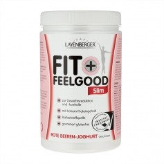 Layenberger Fit + Feelgood Slim Diet Red Berries Yoghurt Powder