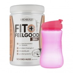 Layenberger Fit+Feelgood Schlank-Diät Schoko-Nuss mit Lady-Shaker