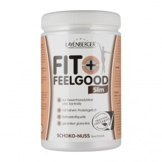 Layenberger Fit + Feelgood  slim-diet choklad-nöt, pulver