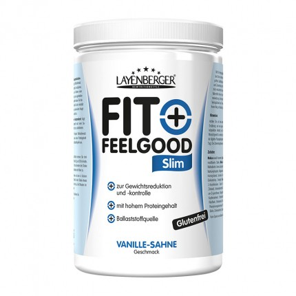 Layenberger Fit+Feelgood Schlank-Diät Vanille-Sahne, Pulver