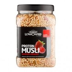 Layenberger LowCarb Protein Müsli Himbeer-Erdbeer