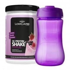 Layenberger LowCarb 3K Protein-Shake Beeren Mix mit Lady-Shaker