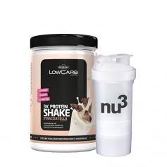 Layenberger LowCarb.one 3K Protein-Shake Stracciatella + nu3 SmartShake