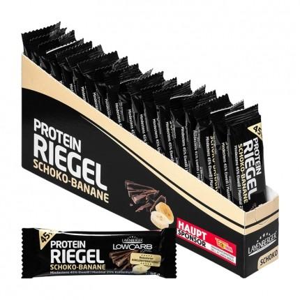 Layenberger LowCarb Protein-Riegel Schoko-Banane 18er Pack