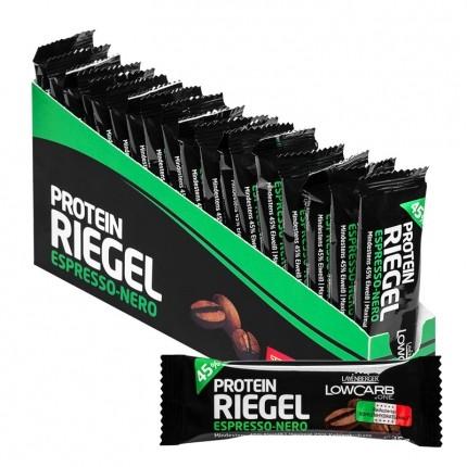 Layenberger Layenberger LowCarb.one Protein-Riegel Espresso-Nero 18er Pack