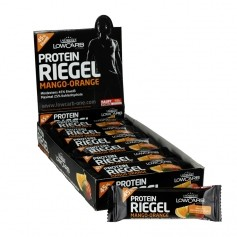 Layenberger LowCarb.One Protein Riegel, Mango Orange