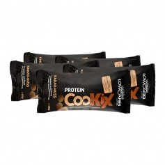 5 x Layenberger Protein-Riegel Keks Kakao Nuss