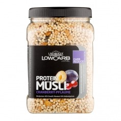 Layenberger LowCarb Protein Müsli Cranberry-Pflaume