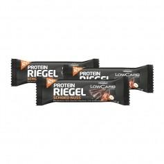 3 x Layenberger LowCarb.one Proteinbar sjokolade-nøtter