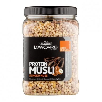 Layenberger LowCarb Protein Müsli Schoko-Nuss