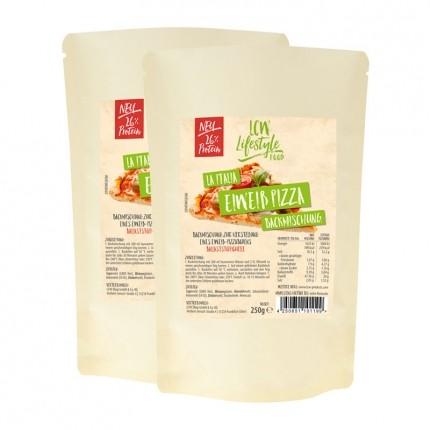 LCW La Italia Eiweiß-Pizza Backmischung