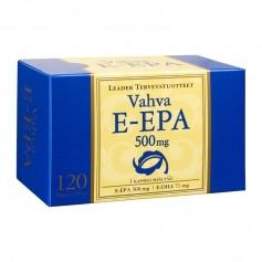 Leader Vahva Active E-EPA 500 mg 120 kaps