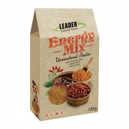 Leader Natural Foods Energy Mix -jauhe