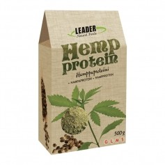 Leader Natural Foods Hamppuproteiini