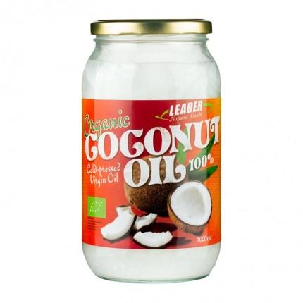 Leader Natural Foods Kookosöljy
