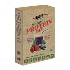 Leader Natural Sport Protein Mix, mustikka-vadelma