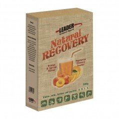 Leader Natural Sport Recovery, appelsiini-aprikoosi