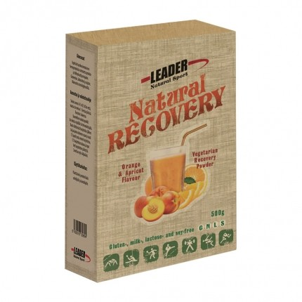 Leader Natural Sport Protein Mix + Recovery