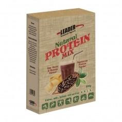 Leader Natural Sport Protein Mix, raakakaakao-banaani