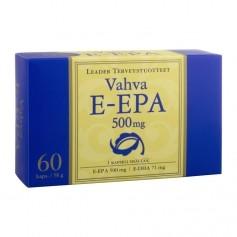 Leader Vahva Active E-EPA 500 mg 60 kaps