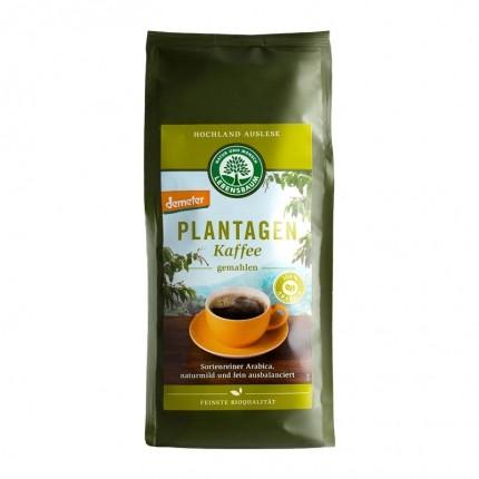 Lebensbaum Bio Demeter Plantagen Kaffee, Pulver
