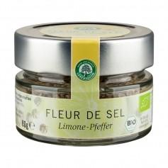 Lebensbaum Fleur de Sel Limone-Pfeffer, im Glas