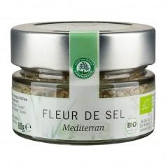 Lebensbaum Fleur de Sel Mediterran, im Glas
