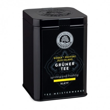 Lebensbaum Bio Grüner Tee, lose (80 g)