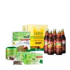 Ledins Vitaminfasta 6-dagars