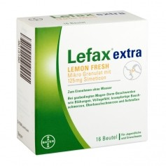 Lefax Extra Lemon Fresh