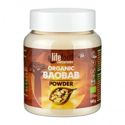 Lifefood Baobab Powder