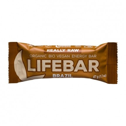 Lifefood Brazil Nut Lifebar