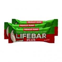 3 x Lifefood lifebar plus - Brazil + Guarana