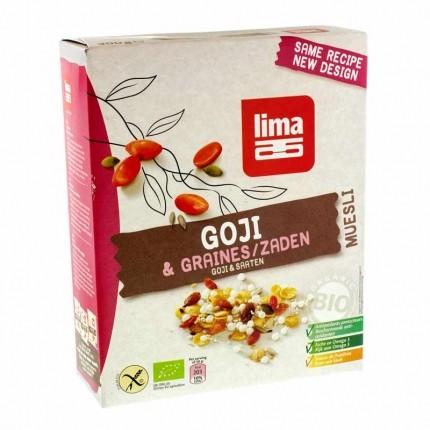 Lima Bio Goji Müsli