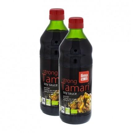 Lima, Sauce soja tamari bio