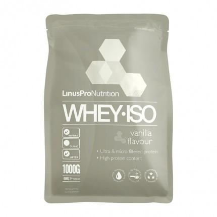 LinusPro Nutrition WHEY ISO Vanilje
