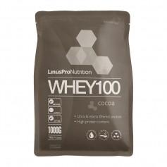LinusPro Nutrition WHEY100 Kakao