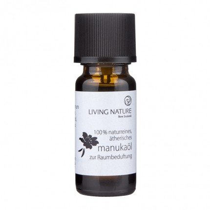 Living Nature Manuka Oil Ätherisches Manukaöl