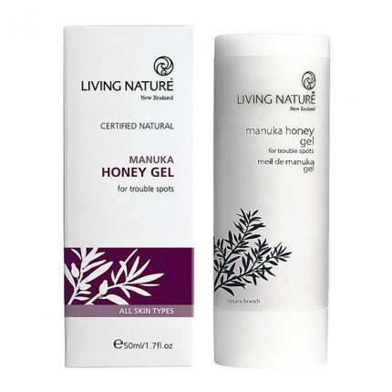 Living Nature Manuka Gel