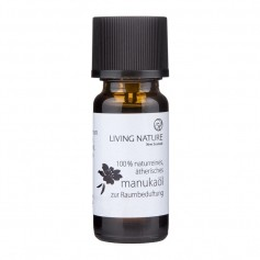 Living Nature, Manuka oil - huile essentielle de manuka