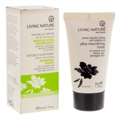 Living Nature Ultra Nourishing Mask Reichhaltige Maske