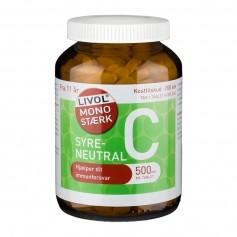 Livol Mega C 500 mg