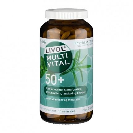 Livol Multi Vital 50+