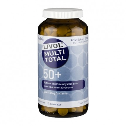 Livol Multi Total 50+