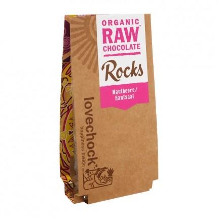 Lovechock Rocks Maulbeere / Hanfsaat
